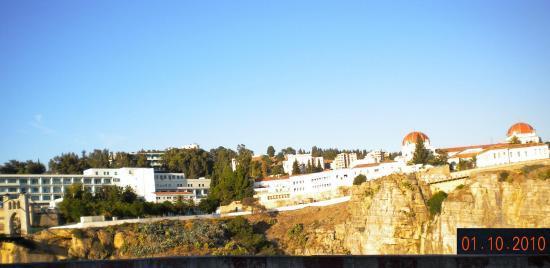 Vue panoramique du C.H.U_1